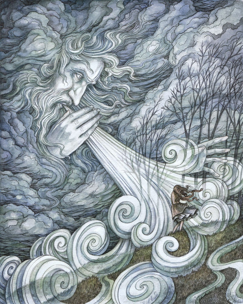 Image of 'The North Wind' by Adam Oehlers