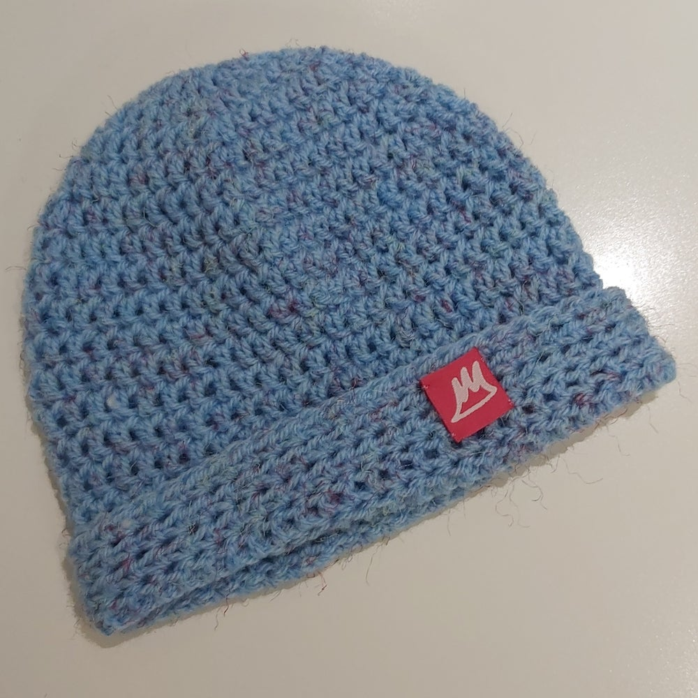 Image of Baby Blue Beanie - Child
