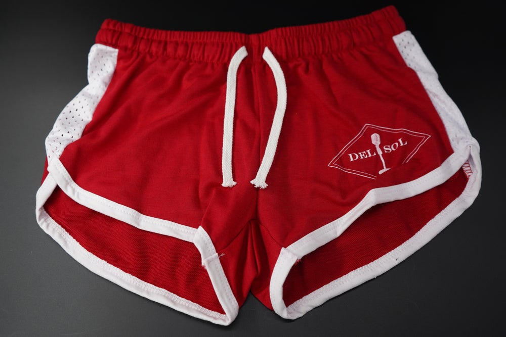 Image of Del Sol Records Booty Shorts