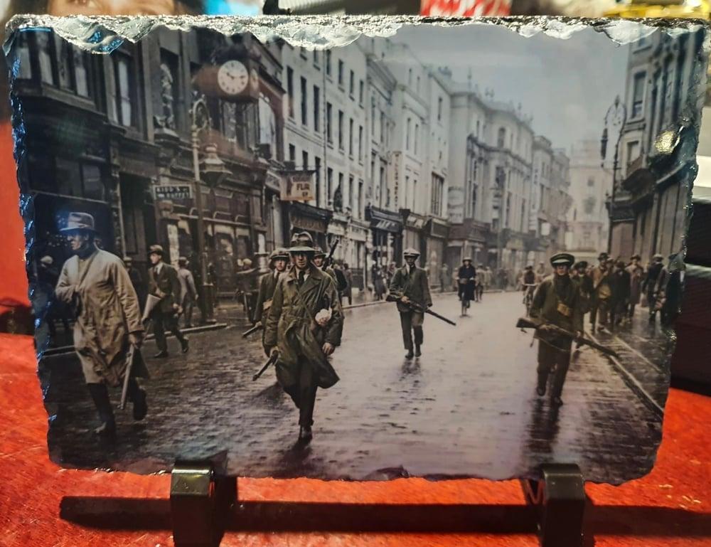 Old Grafton Street  Slate