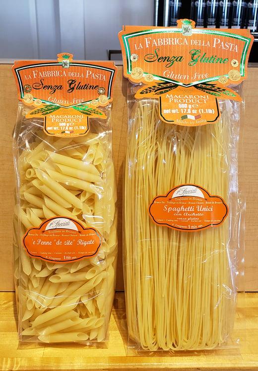 Gluten Free Italian Pasta