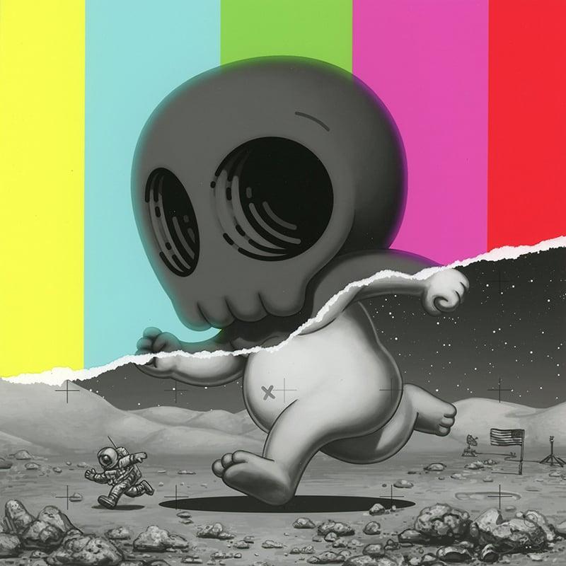 Image of Skully III Bastard #31 (bastard month)