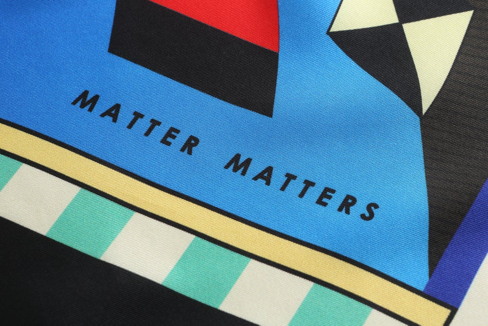 Matter Matters SQUARE SCARF