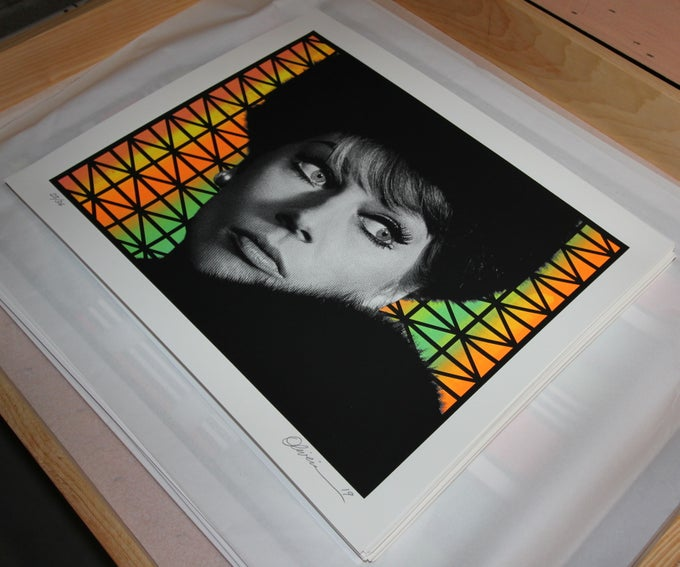 """Image of """"Paranoia"""" - Variant Edition - Print #25/36"""