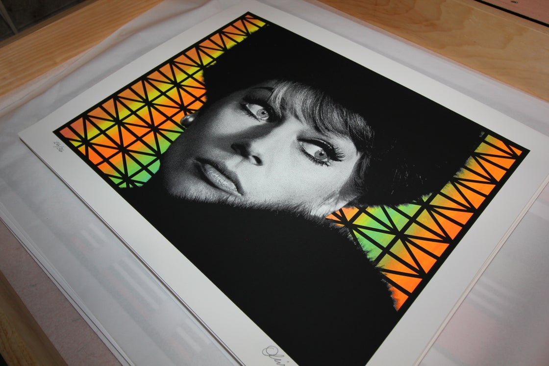 """Image of 'Paranoia"""" - Variant Edition - Print #26/36"""