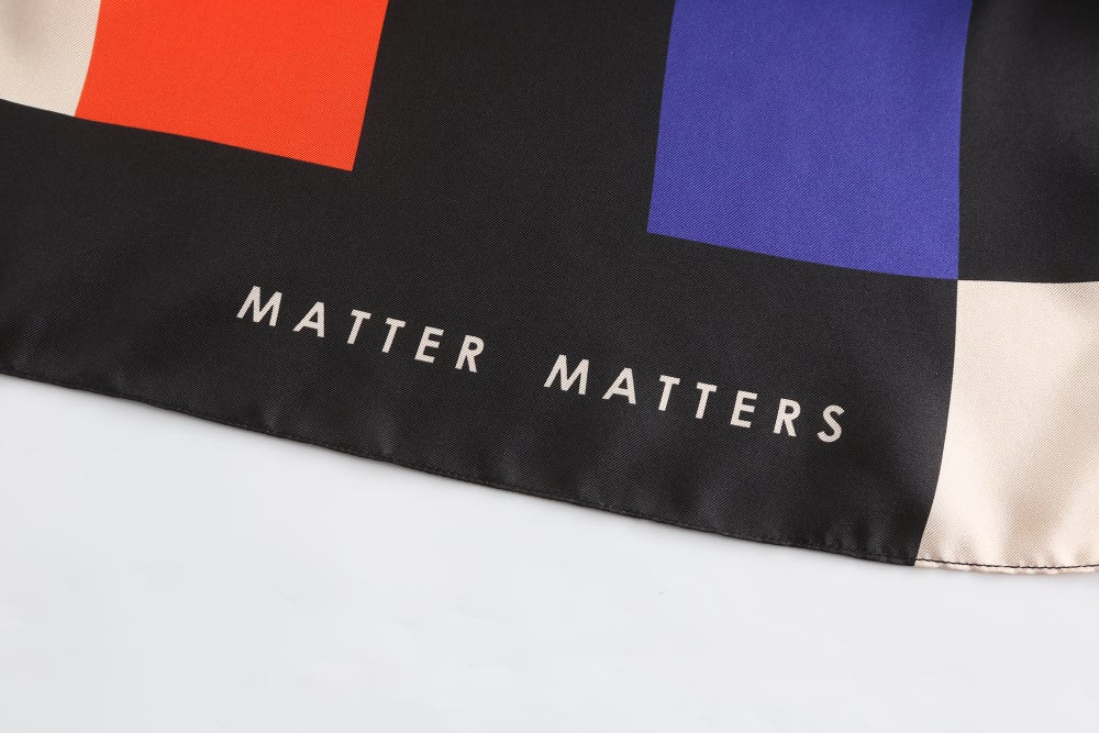 Matter Matters the Nor Long scarf - Night