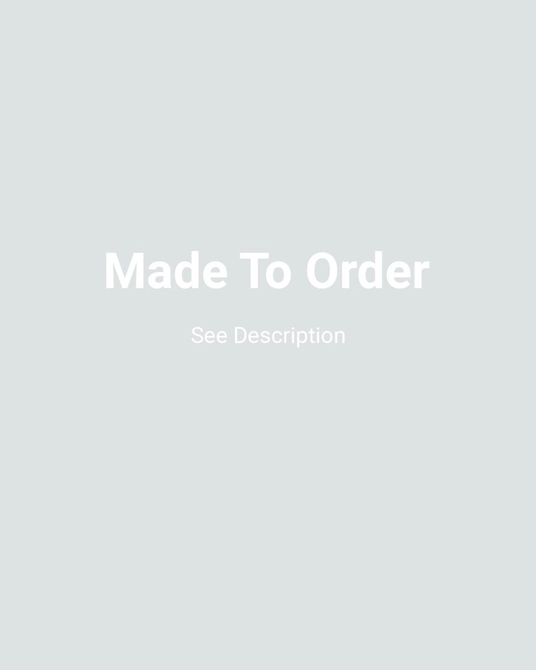 Image of Made To Order