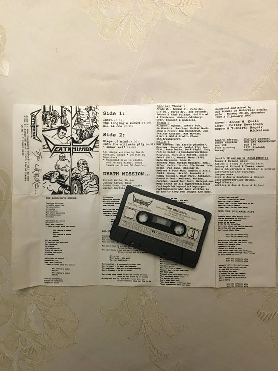 Image of Deathmission nrf original demo!!