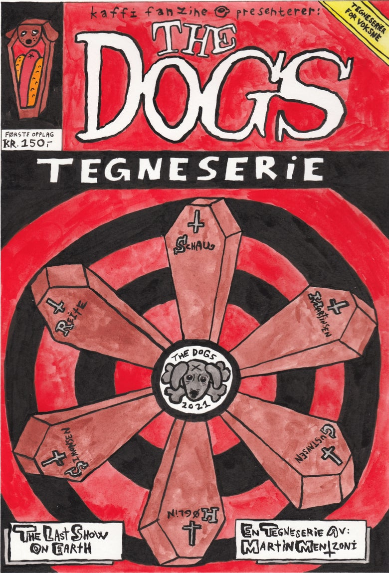 Image of The Dogs Vol.2 (Standard)