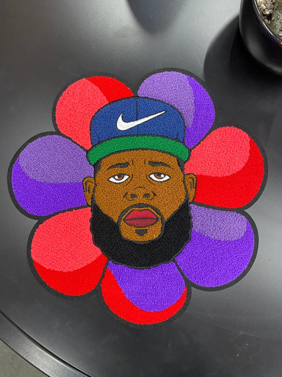 Image of Nike Flower Patch by Trippypins