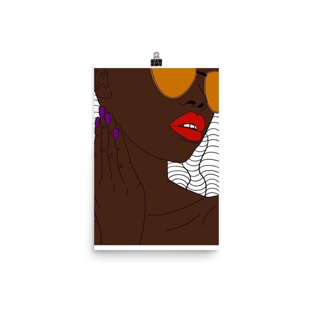 Poster Print - Rich