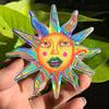 Holographic Sun Sticker