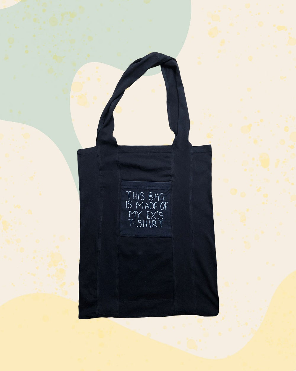 "Image of ""My Ex's"" Tote Bag - Made to Order"