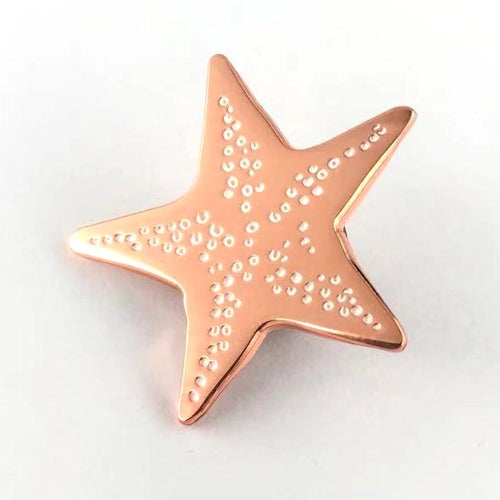 Image of Starfish Enamel Pin