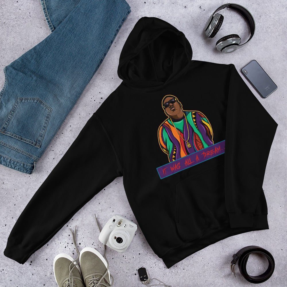 "Image of Biggie Sweatshirt ""It Was All A Dream"" By Chiefers Company"