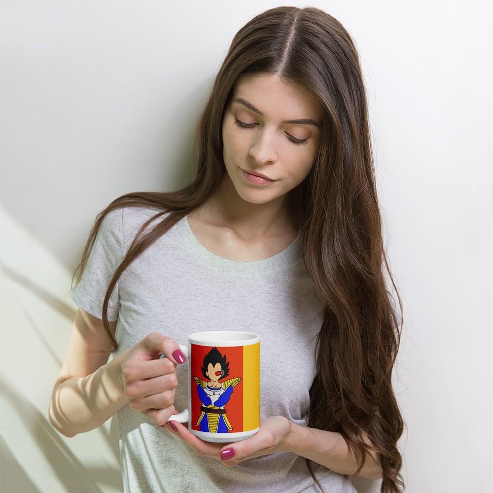 Coffee Mug - Saiyan Prince