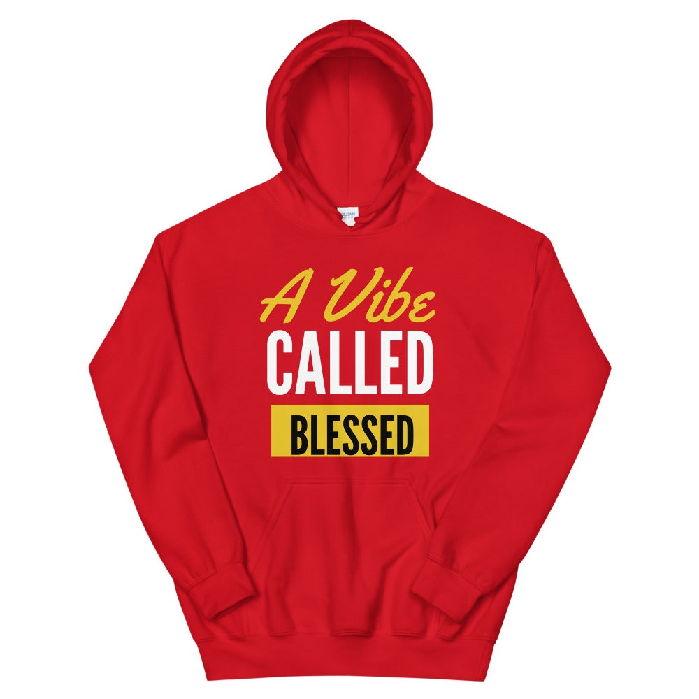 A Vibe Called Blessed Hoodie