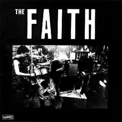 SPLIT - FAITH / VOID Split LP