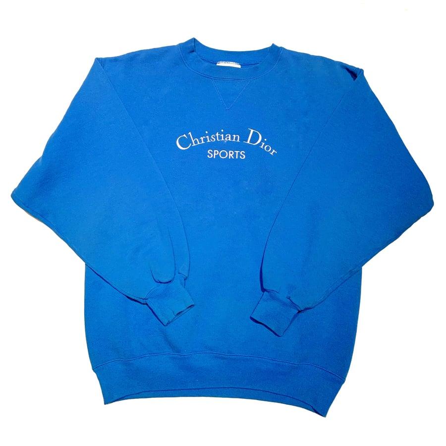 Image of CD Sweatshirt Royal