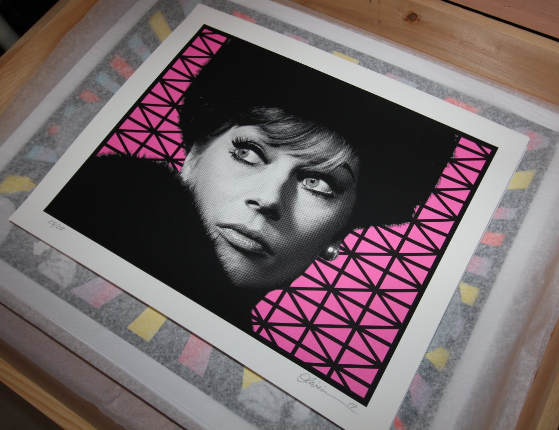 """Image of """"Paranoia"""" - Hot Pink Edition - Free Shipping to USA"""