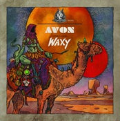 Image of AVON / WAXY - DesertFest Vol. VI Red vinyl (ltd. 150)