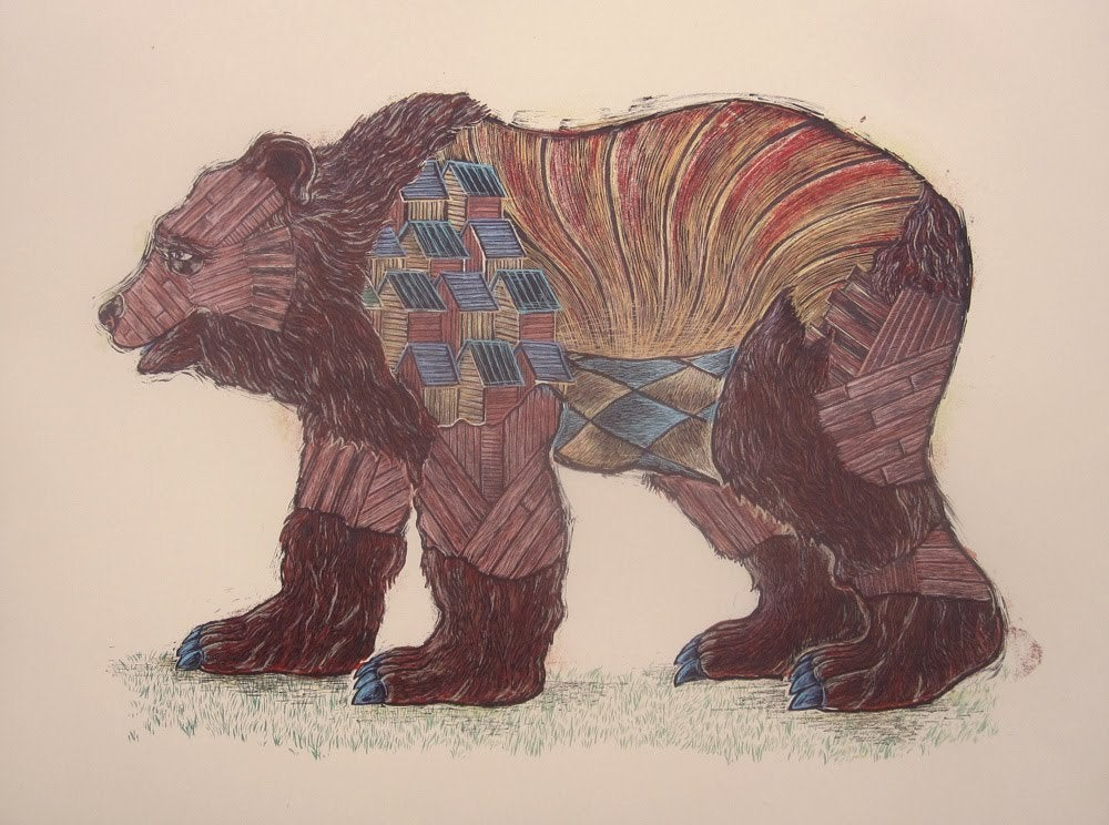 Image of The Last American Bear