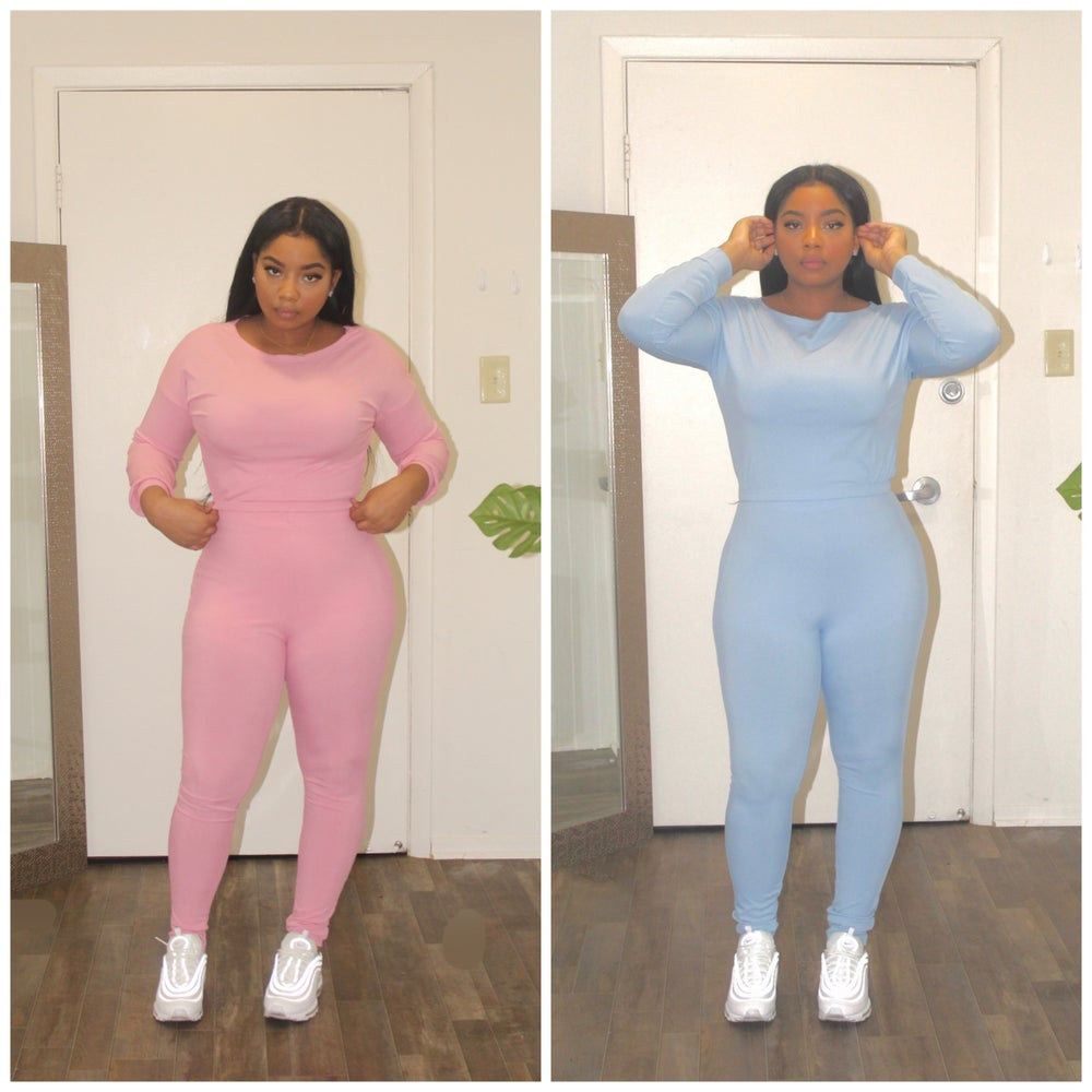 Image of Cotton Candy 2 piece Set