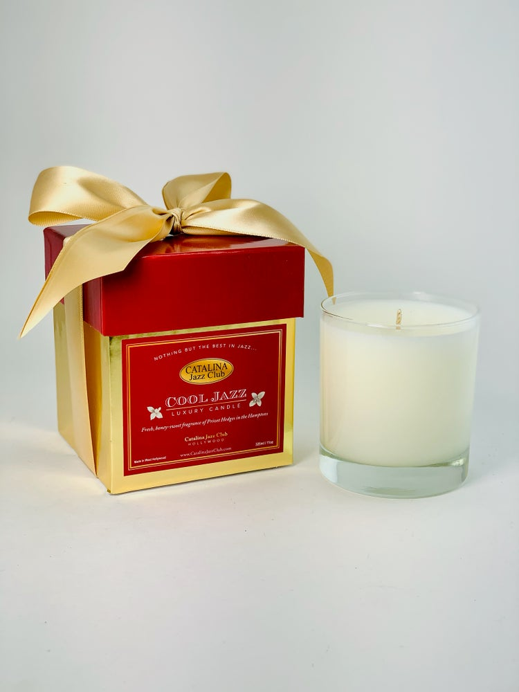 "Image of Catalina Jazz Club ""COOL JAZZ"" Luxury Candle (Limited Edition)"
