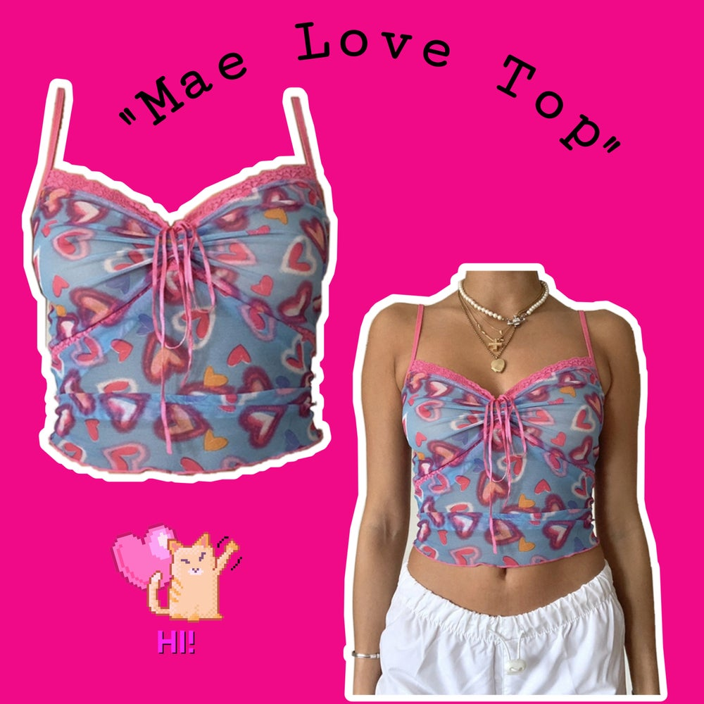 Image of Mae Love Top