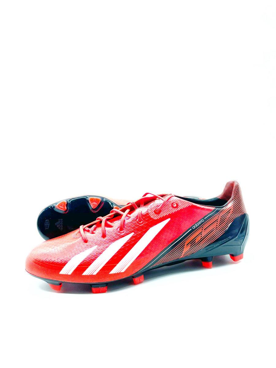 Image of Adidas adizero F50 FG Red