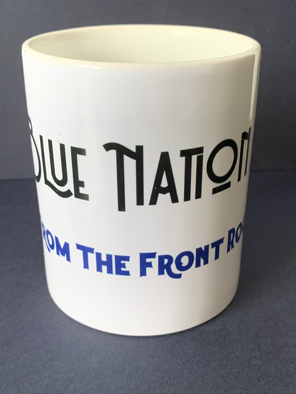 Live From the Front Room Limited edition mug
