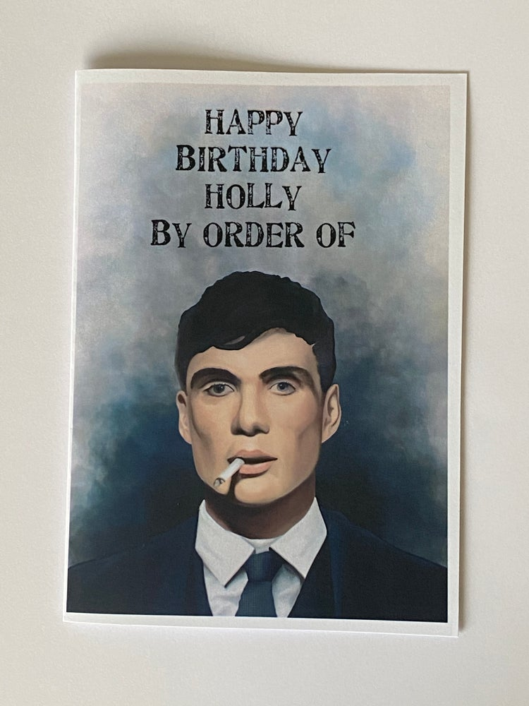 Image of Shelby Print & Card