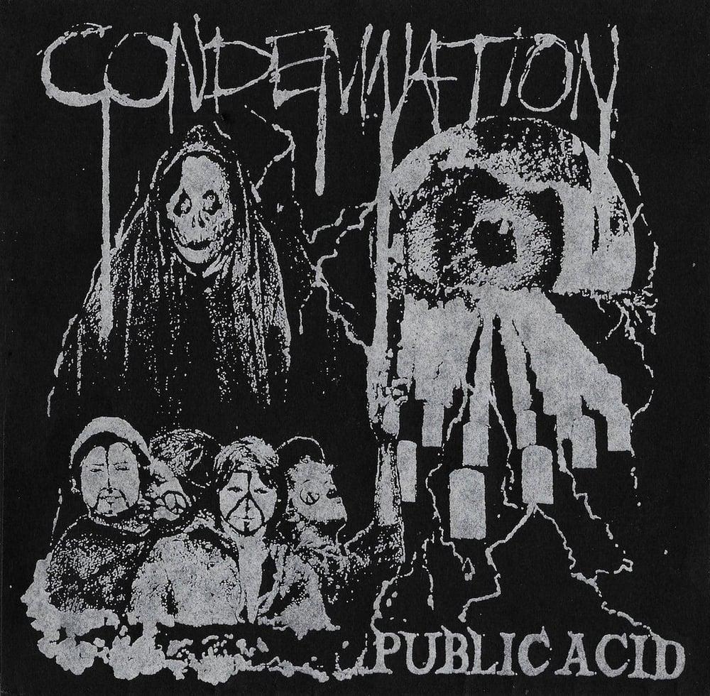"Image of Public Acid - Condemnation 7"""