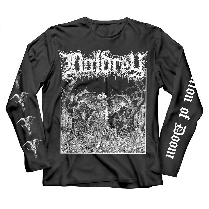 "DOLDREY ""Invocation Of Doom"" Longsleeve"