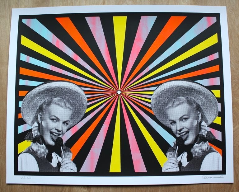 "Image of ""Kaleidopop"" - Variant Edition - Print #6/11"