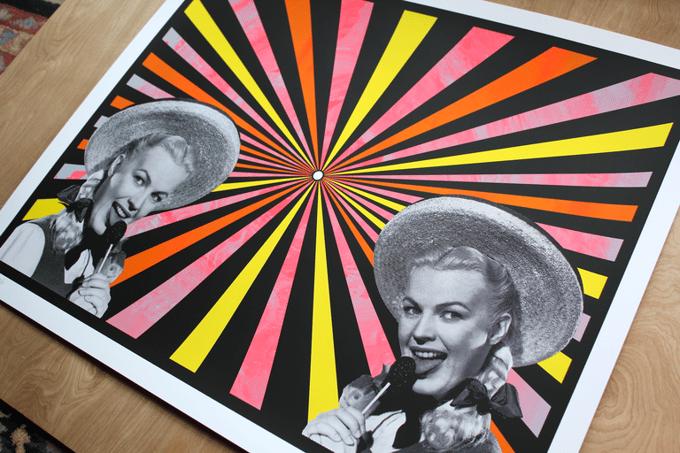 "Image of ""Kaleidopop"" - Variant Edition - Print #7/11"