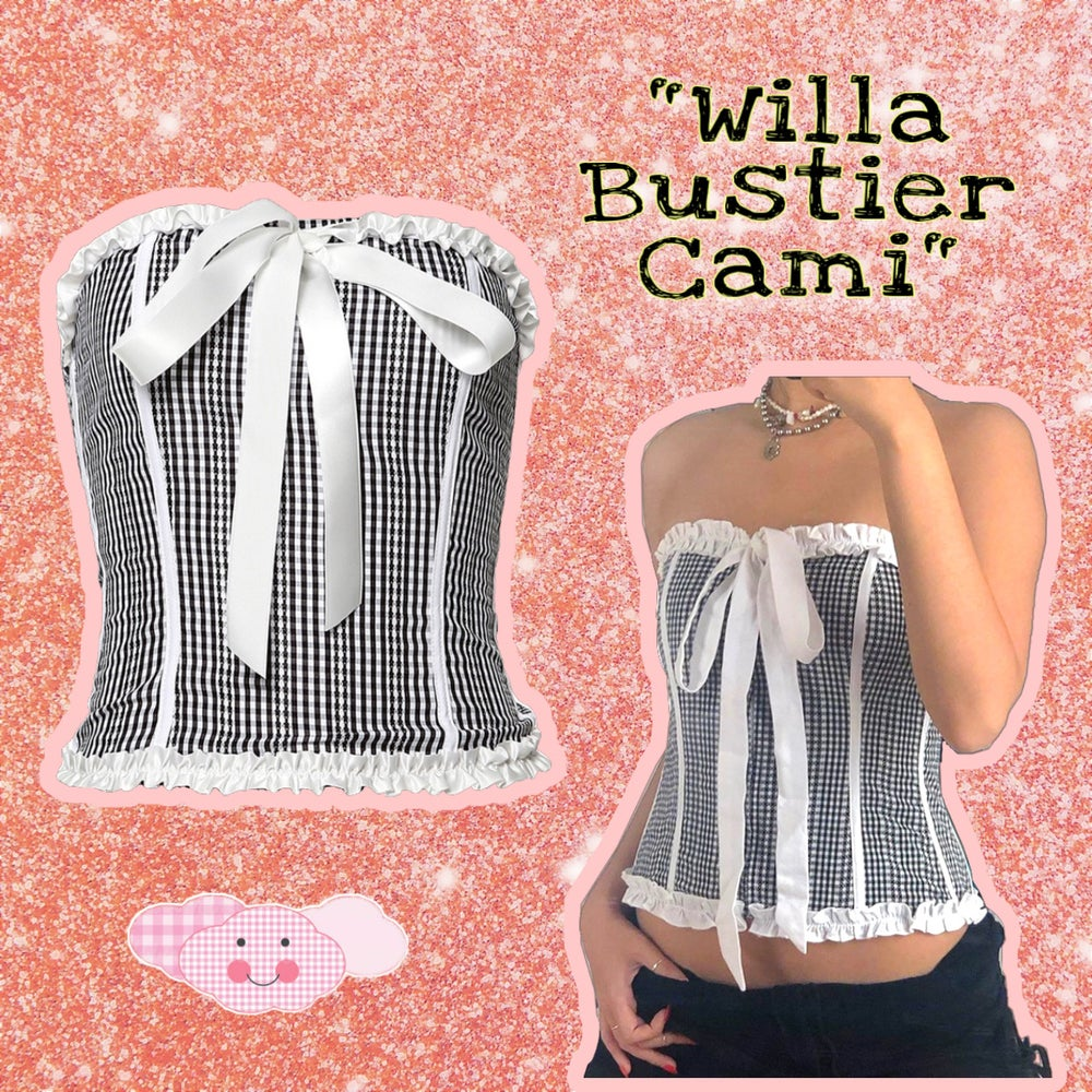 Image of Willa Bustier Cami