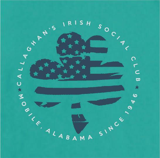 Image of Cally Flag Sweat Shirt