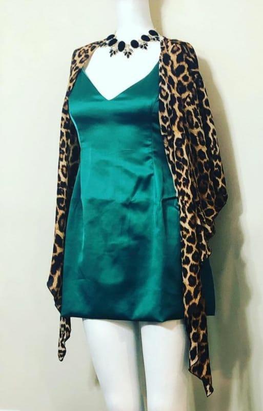 Image of Set Dress/Coat (conjunto vestido/abrigo)