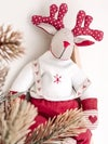 PDF sewing pattern - Mister Rudolph e lo skate