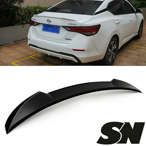 Image of (B18) 2020+ Sentra Rear Trunk SR spoiler