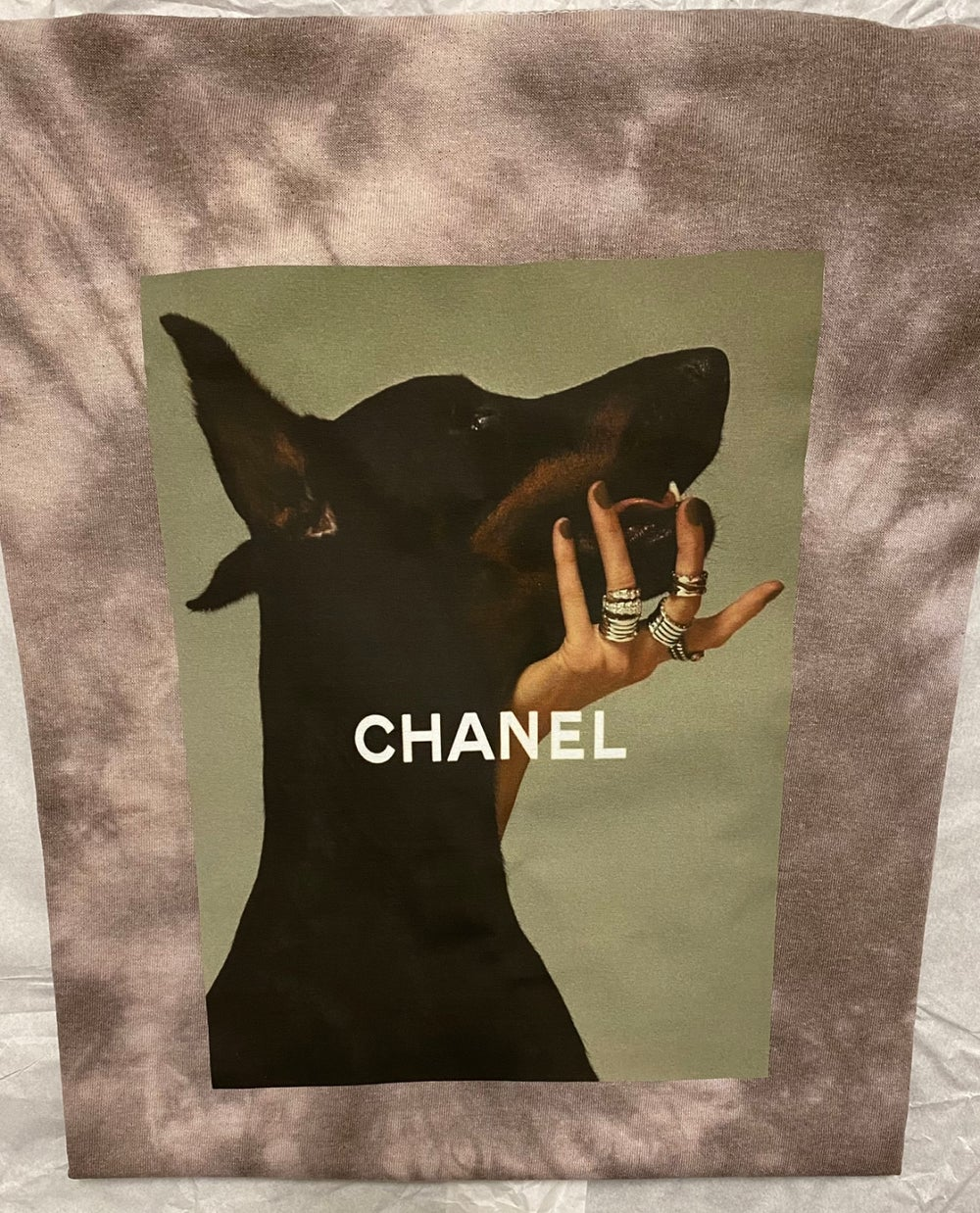 Brown Chanel