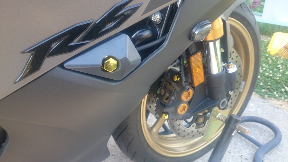 Motorcycle Bolt Covers