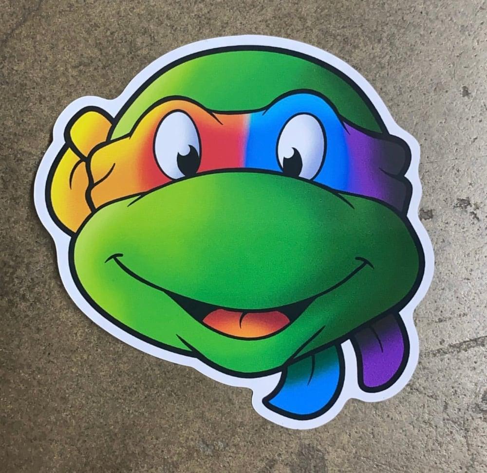 Image of 4-in-1 Premium Vinyl Sticker
