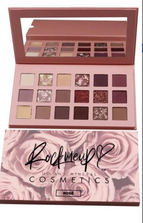 Rosé HD Eyeshadow Palette