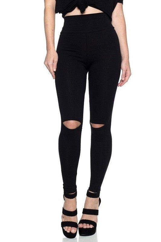 With the Slits Leggings