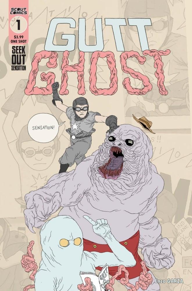 Image of Gutt Ghost: Seek Out Sensation One-Shot