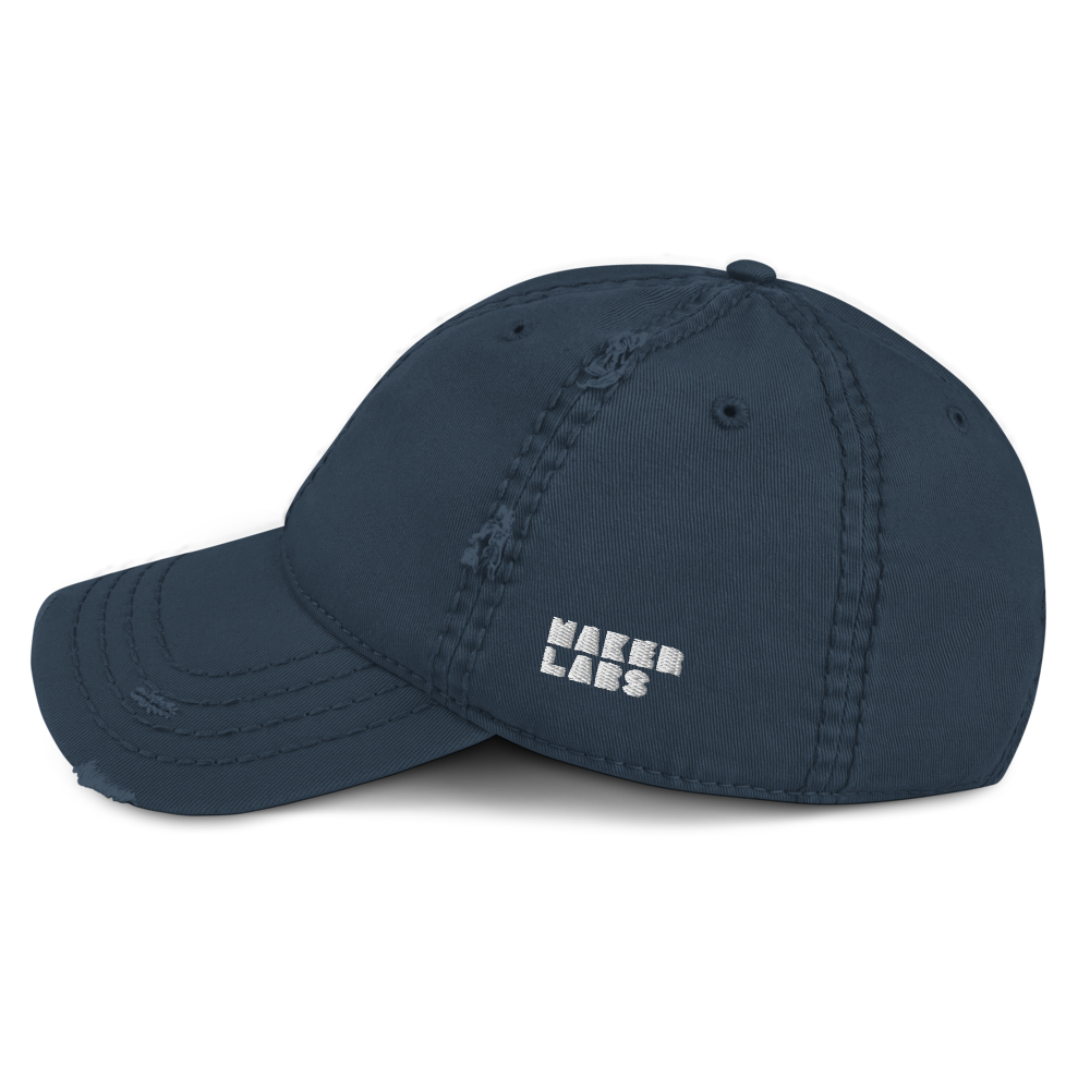 Image of Distressed Shop Hat