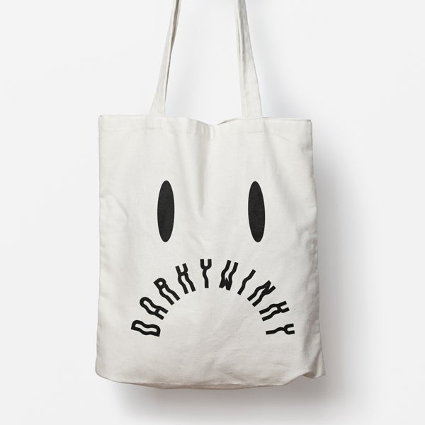 Image of Darkywinky  - Totebag