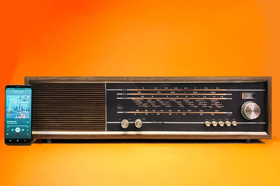 Image of MIVAR R46 (1967) SPEAKER BLUETOOTH